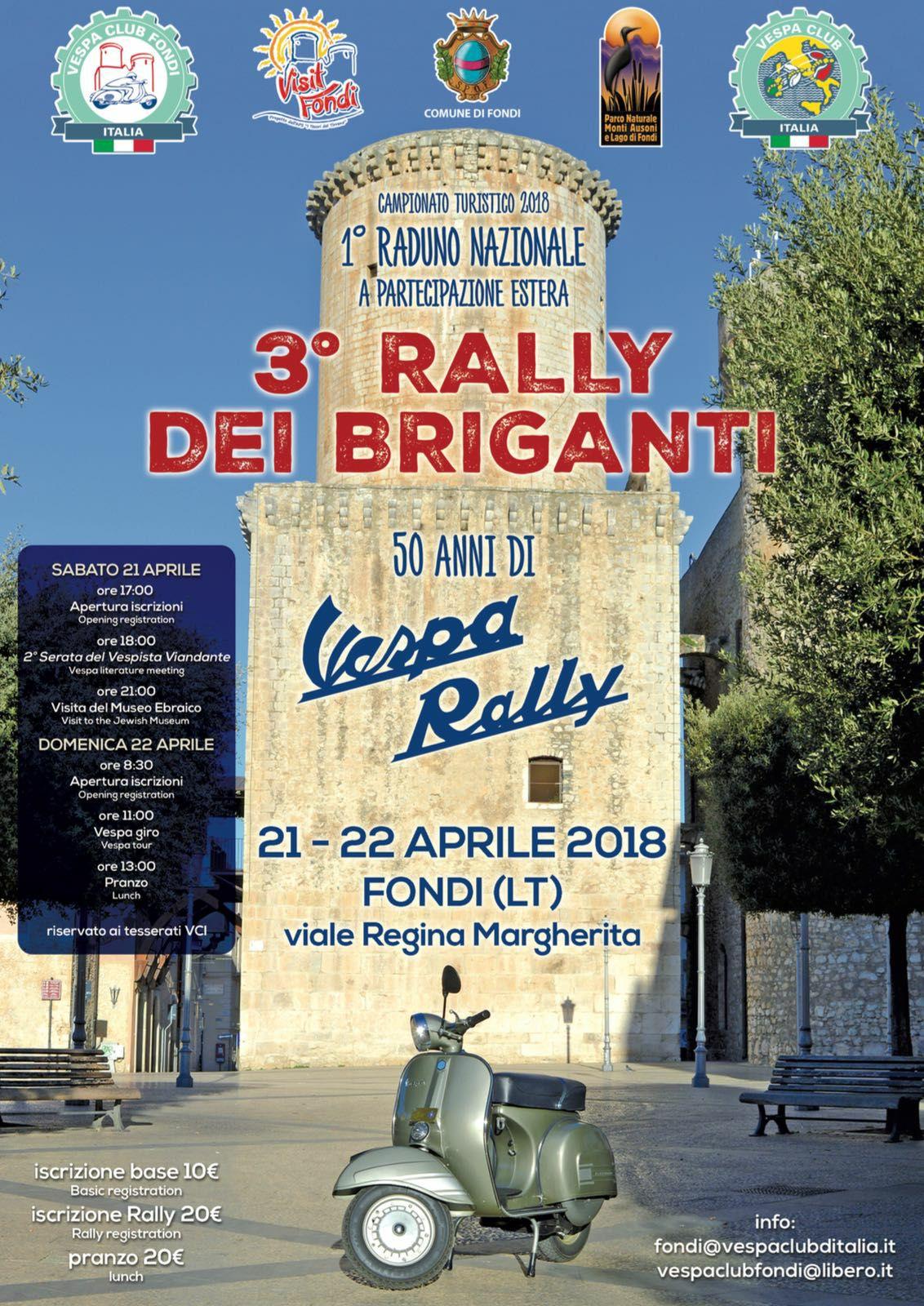 Rally dei Briganti